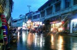 सोलन: शाम 7.30 बजे वाहनों के लिए खुल जाएगा मॉल रोड़